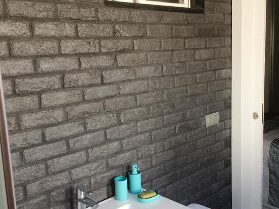 Wall cladding brick London