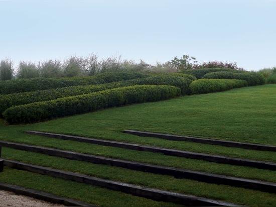 Garden in Umbria