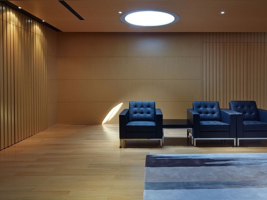Shenzhen Vanke Headquarters Interior Renovation Design