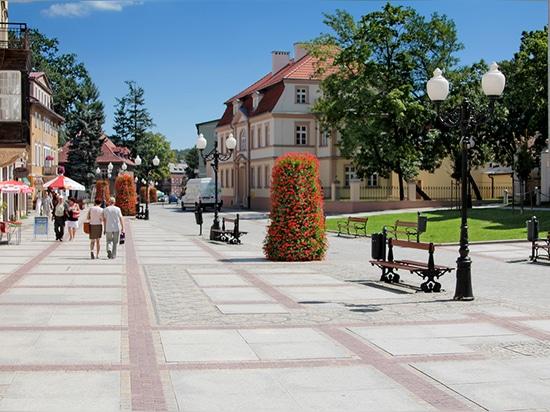 Cieplice, Poland