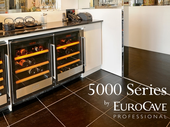 The 5000 series by EuroCave Professional