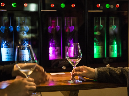 EuroCave Professional is celebrating the new Wine Bar 2.0 !