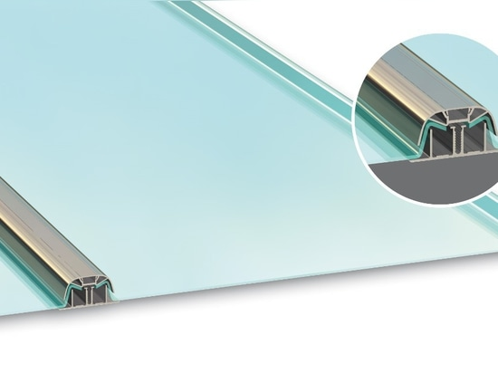 SUNGLAZE™ Solid polycarbonate architectural panel system