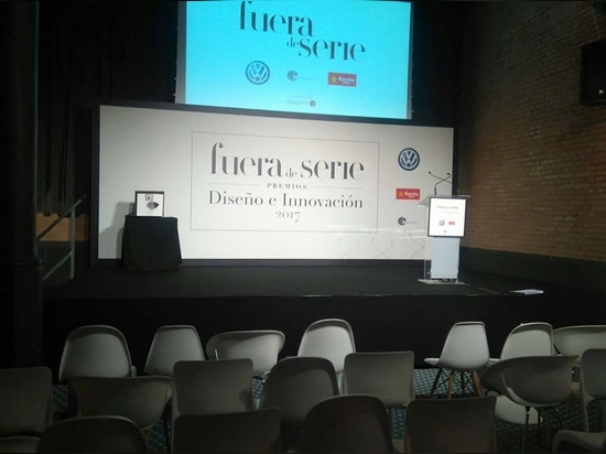 """The """"Fuera de Serie"""" magazine awards KRION twice, for K-LIFE and the TONO Series"""