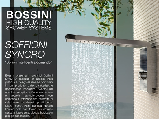 Bossini to Architect@work