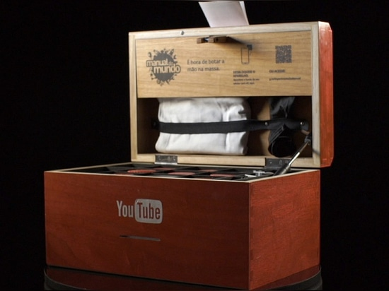Youtube Science Box. Photos by Wesley Lee Yang.
