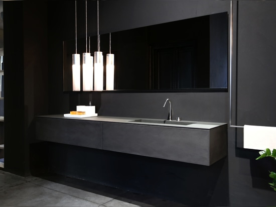 LAMINAM for the bathroom – Design: RIFRA