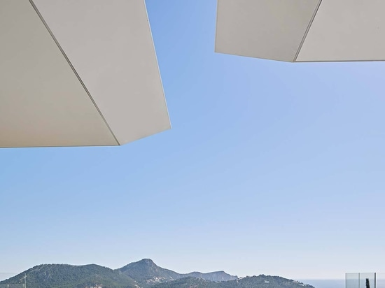 Gras Arquitectos relies on KRION and Butech for the facade of Where Eagles Dare