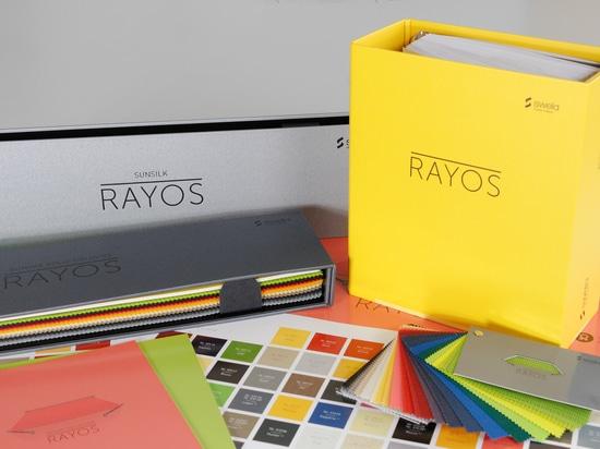 Different advertising media of Rayos