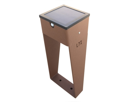 Solar pathway light BTS400 with presence detector
