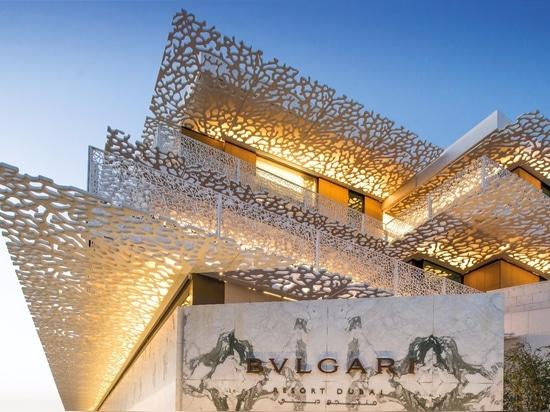 liniLED® project BVLGARI Resort & Residences