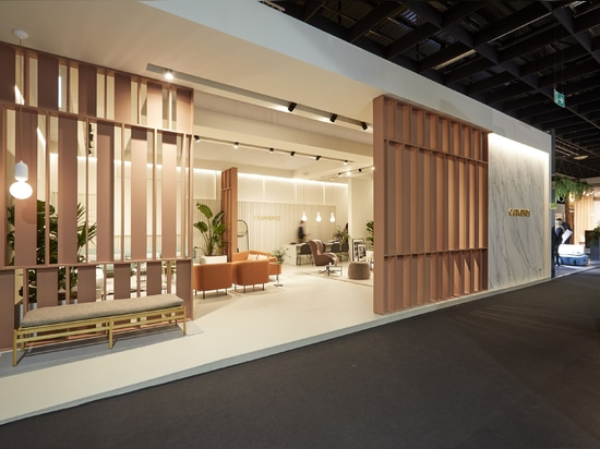 Innovation, cutting-edge and comfort at IMM Cologne