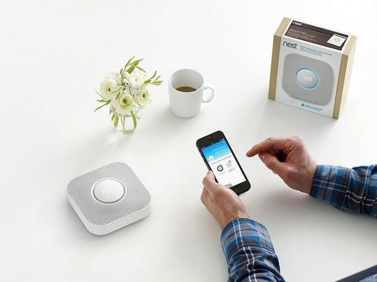 Nest Protect fire detector