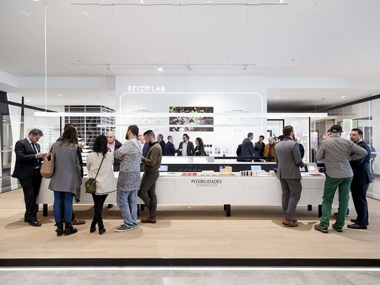 Record attendance at the 25th International Exhibition from PORCELANOSA Group
