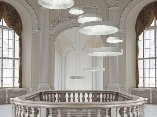 Crystal chandelier compositions