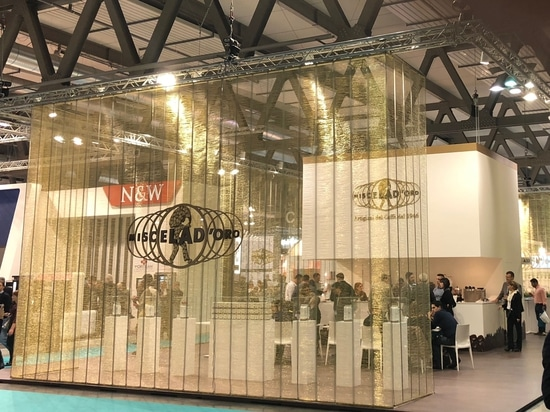 Stand Miscela D'oro Caffee - Metal Mesh