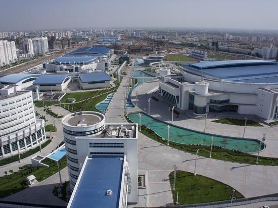 Ashgabat in Turkmenistan – City of Olympic records
