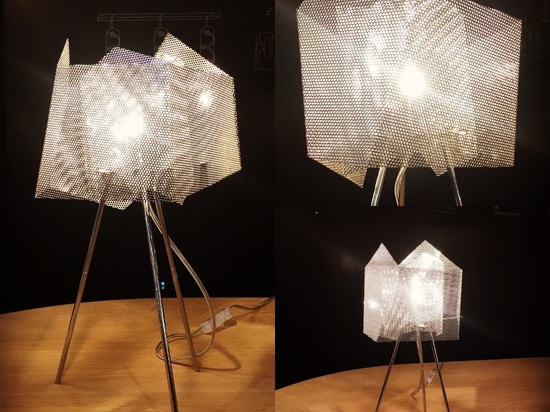 Crystals Lamps