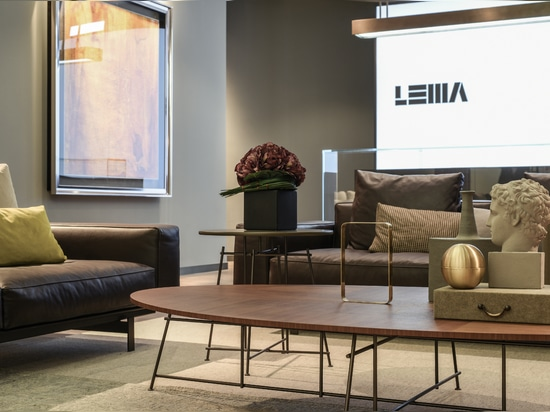 Back to Asia: Lema opens a new flagship store in Shanghai