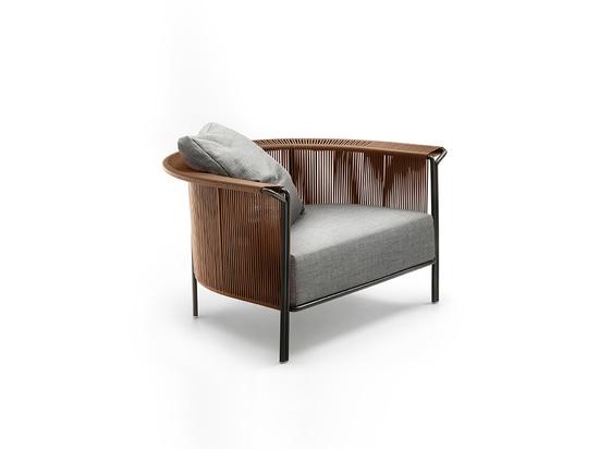 Alton easy chair - design by David Lopez Quincoces