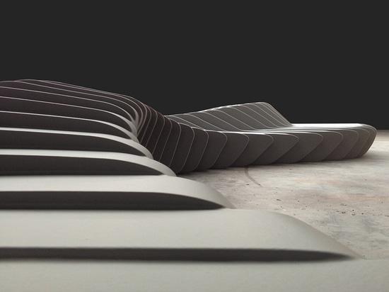 Cliffy by Austrian designer Rainer Mutsch.