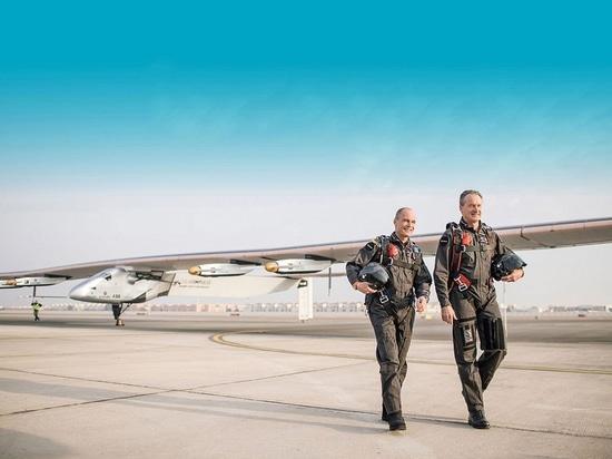 Courtesy of Solar Impulse