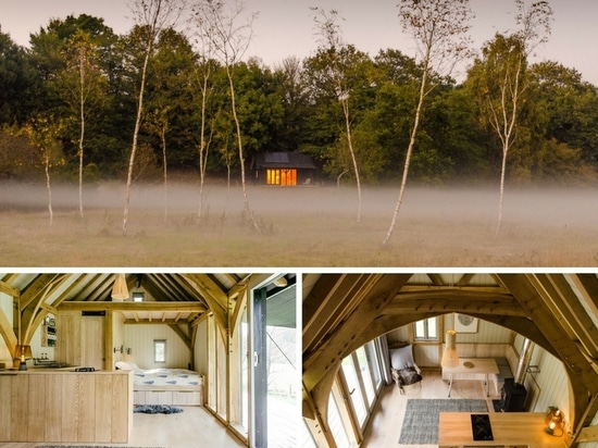 Out of the Valley cabins – Photo © Out of the Valley