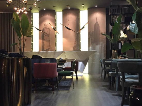 Covet Lounge At iSaloni 2018: The Quintessential Side Of Life
