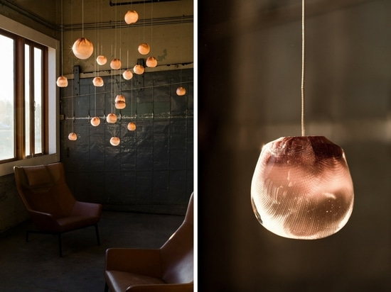 84 series by Omer Arbel for Bocci. Photography by Fahim Kassam
