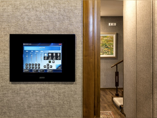 Luxury B&B with AVE through automation, design and innovative solutions