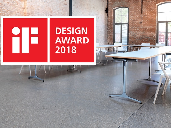 mAx Winner of IF Design Award 2018