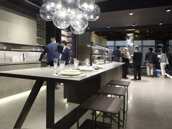 Seeing, feeling, breathing, and eating design at EuroCucina