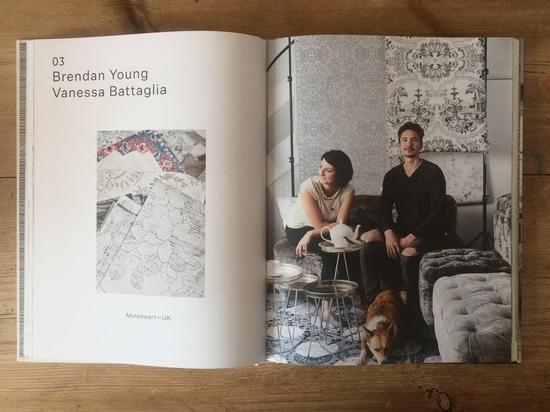 Book Feature: Quiet Pattern
