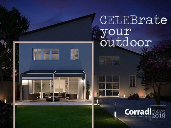 Corradi Days to celebrate Corradi's 40th birthday, starting May 26th