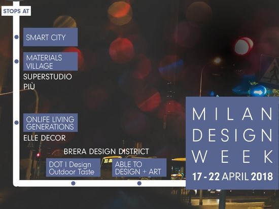 Milano Design Week 2018