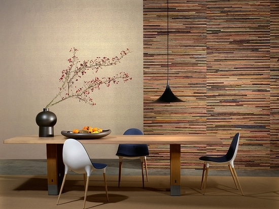 Rainbows wallcoverings collection by Omexco