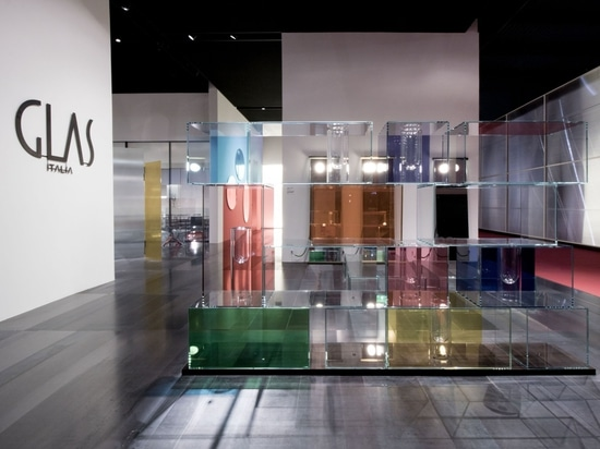 GLAS ITALIA 2018 collection: the secrets of glass between innovation and made in Italy.