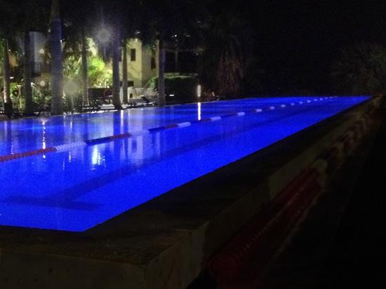Pool illumination
