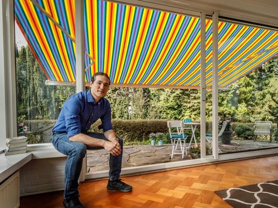 Dan Schmitz, managing partner of Schmitz-Werke GmbH + Co. KG and creator of the Liberta concept