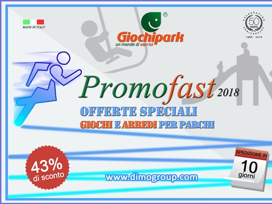 Promofast 2018 Giochipark