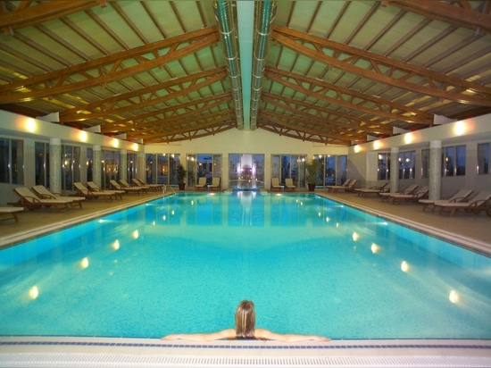 Barut Hotels Pool De-humidifying