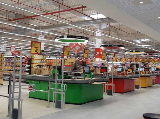 CARREFOUR, MOROCCO, AFRICA
