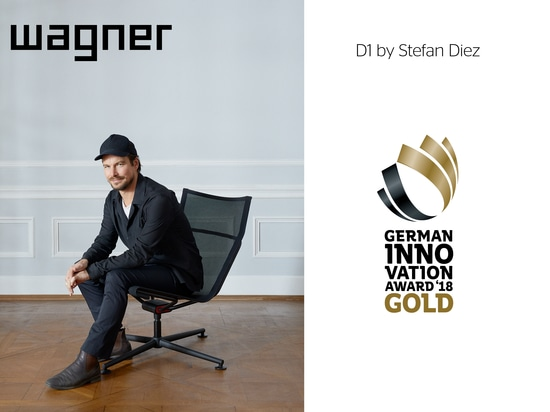 Wagner D1 by Stefan Diez Winner of the 2018 German Innovation Award Gold