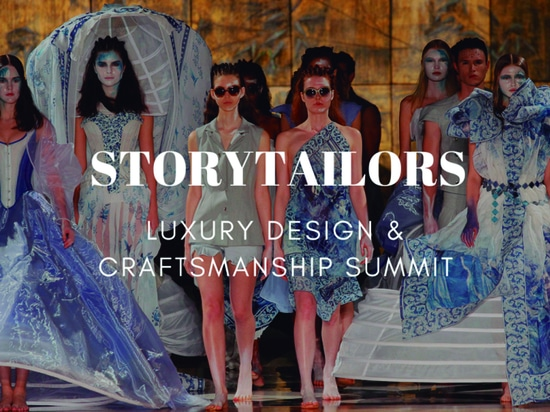 Luxury Design & Craftsmanship Summit Speakers: Storytailors