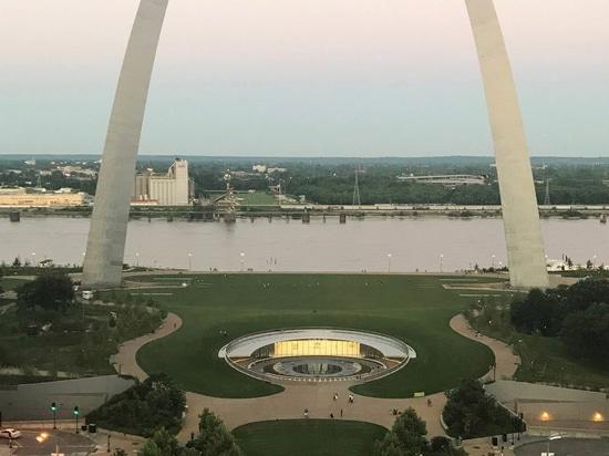 Eero Saarinen's Gateway Arch museum undergoes revitalisation in St Louis