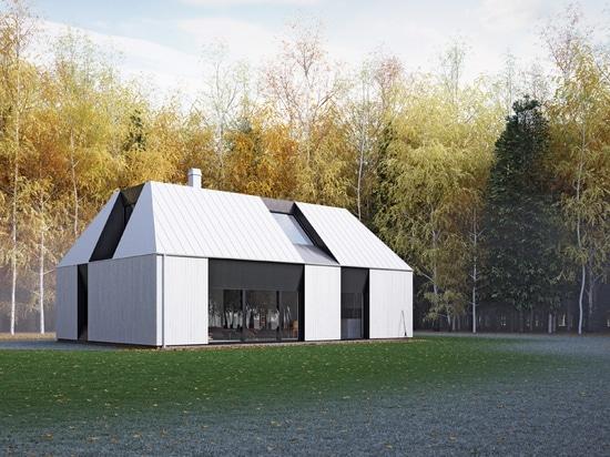 Prefabricated Single-Family Home