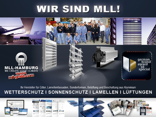 German Brand Award 2018 for MLL-HAMBURG