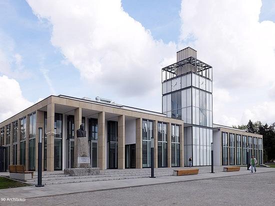 TOWN HALL, ZDUŃSKA WOLA, POLAND