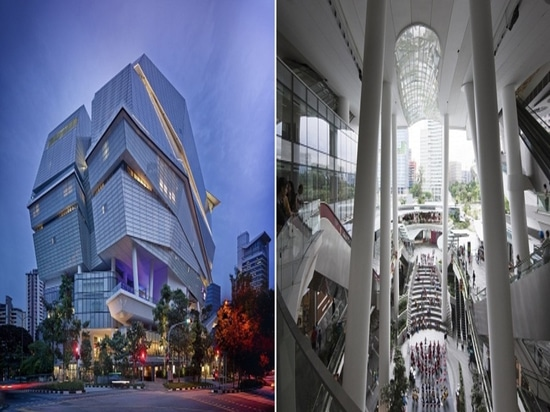 The Star in Singapore designed by Andrew Bromberg. Courtesy of Andrew Bromberg at Aedas.