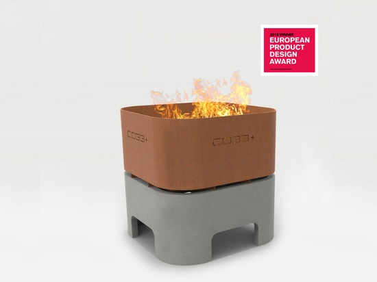 GOLD Award for OPUS IGNIS Firebowl
